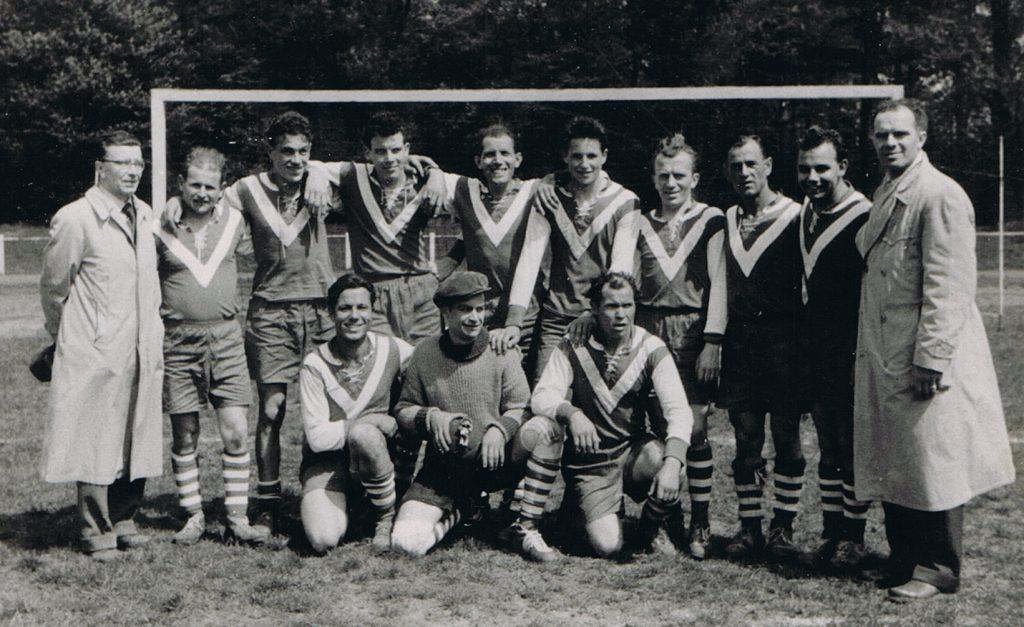 Mannschaft von 1957 bis 1963